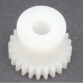 0.5 Mod Spur Gear,  24 T, 4mm Bore