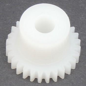 0.5 Mod Spur Gear,  28 T, 4mm Bore