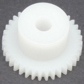 0.5 Mod Spur Gear,  36 T, 4mm Bore