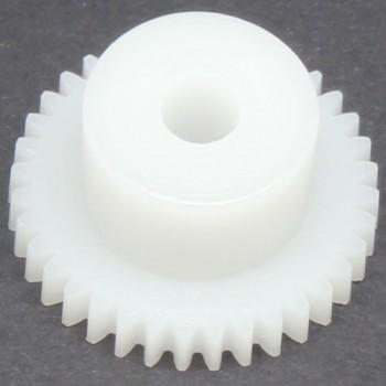 0.5 Mod Spur Gear,  36 T, 4mm Bore