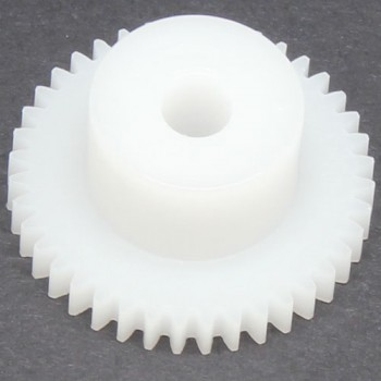 0.5 Mod Spur Gear,  40 T, 4mm Bore