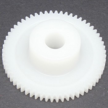 0.5 Mod Spur Gear,  60 T, 6mm Bore