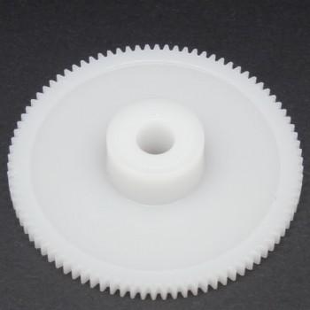 0.5 Mod Spur Gear,  90 T, 6mm Bore