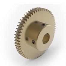 0.8 Mod Spur Gear,  60 T, 10mm Bore