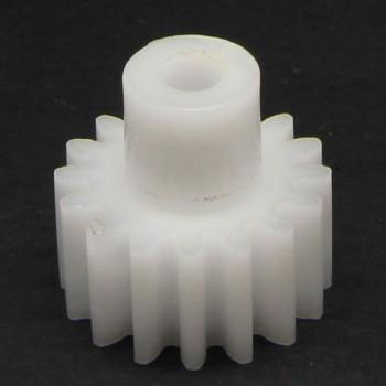 1.0 Mod Spur Gear,  16 T, 4mm Bore