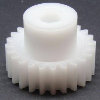 1.0 Mod Spur Gear,  24 T, 6mm Bore