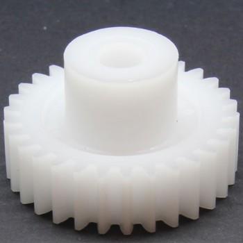 1.0 Mod Spur Gear,  30 T, 6mm Bore