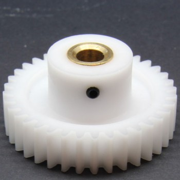 1.0 Mod Spur Gear,  36 T, 6mm Bore and Setscrew