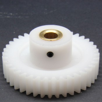 1.0 Mod Spur Gear,  40 T, 6mm Bore and Setscrew