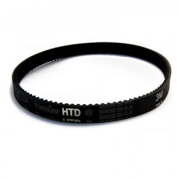HTD Rubber Timing Belt, 50 T