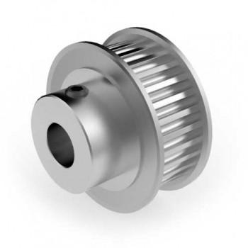 Aluminium 3mm HTD Pulley, 30T, 8mm Bore