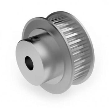 Aluminium 3mm HTD Pulley, 32T, 6mm Bore