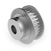 Aluminium 3mm HTD Pulley, 32T, 8mm Bore