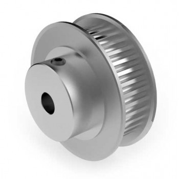 Aluminium 3mm HTD Pulley, 36T, 6mm Bore