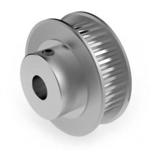 Aluminium 3mm HTD Pulley, 36T, 8mm Bore