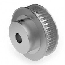 Aluminium 3mm HTD Pulley, 40T, 8mm Bore