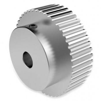 Aluminium 3mm HTD Pulley, 48T, 8mm Bore