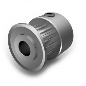 Aluminium MXL Pulley, 18T, 5mm Bore
