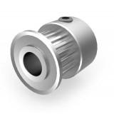 Aluminium MXL Pulley, 20T, 6mm Bore