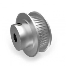 Aluminium MXL Pulley, 40T, 6mm Bore