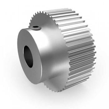 Aluminium MXL Pulley, 48T, 8mm Bore