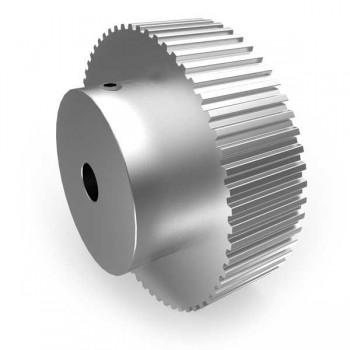 Aluminium MXL Pulley, 60T, 5mm Bore