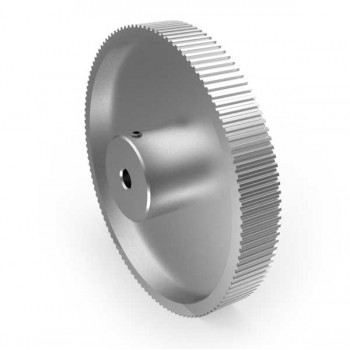 Aluminium MXL Pulley, 120T, 5mm Bore