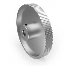 Aluminium MXL Pulley, 120T, 8mm Bore