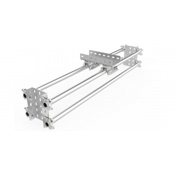 Slideway, motorized, 600mm long, kit