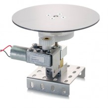 Motorized Turntable assembled