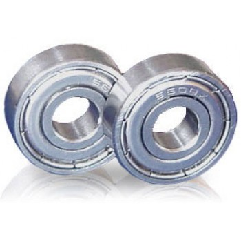 "Miniature Ball Bearing 3/16"" bore, 11/16"" OD"