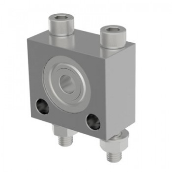 Pillow Block with 8mm Bore Ball Bearing