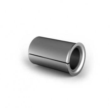 Bore Reducer, 4mm bore, 6mm OD x 10mm long