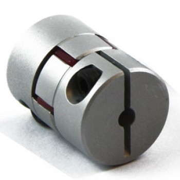 Miniature Coupling. Bores 4mm-4mm