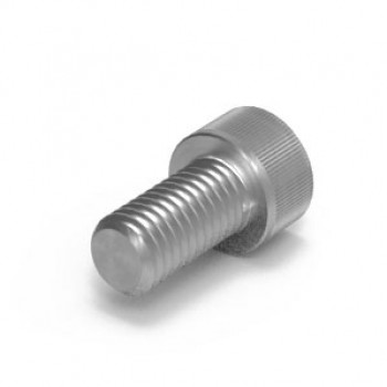 Socket Cap Head Setscrew M5 x 10 BZP. Pack 40.