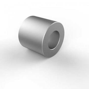 Spacer 5.2d x 10D x 9W Aluminium Pack of 4.