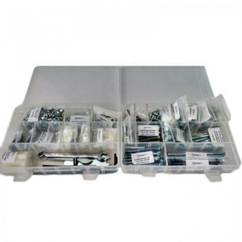 Comprehensive Construction Fixings Kit M5