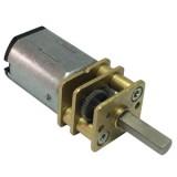 12V Micro Gearmotor, 30:1 ratio