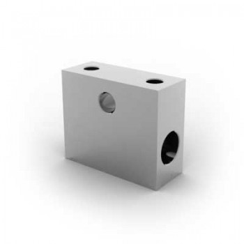8mm Multi-Block, Aluminium