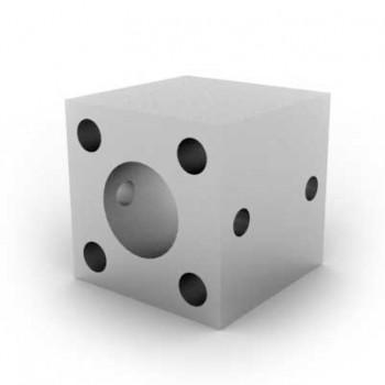 15mm Multiblock, Aluminium