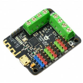 Romeo BLE mini - Small Arduino Robot Control Board with Bluetooth 4.0