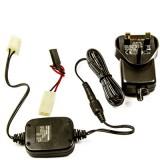 Battery Charger for 4.8v to 12v Ni-MH Packs.