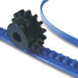 Flexible Rack, 0.8 Mod, 250mm long