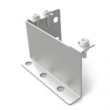 Servo Bracket in Stainless Steel with Fixings
