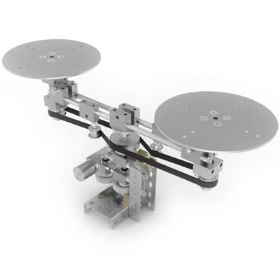 Double Turntable