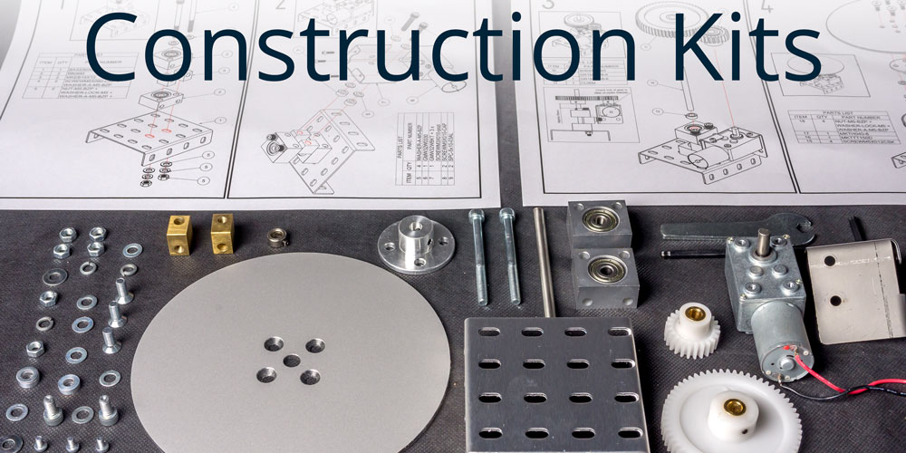 Meckit construction kit