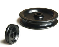 Grooved Round Belt Pulley/Idlers